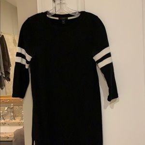 J Crew varsity knit dress
